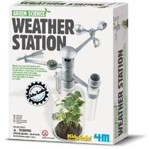 Kit Estación Meteorológica 4m