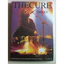 The Cure Trilogy 2 Dvds Usado Importado Usa