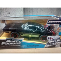 Dodge Charger R/t Off Road Rapidos Y Furiosos 1:24 Jada Toys
