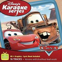 Disney Karaoke: Coches El Cd De Disney Pixar Película