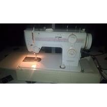 Maquina De Coser Toyama Jh307 Bc Con Discos De Puntadas