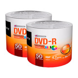 100 Dvd Imprimible Sony 16x 4.7gb Precio Facturado