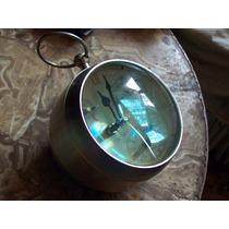 Raro Reloj Mundial Metal,cristal El Triunfo (no Funciona)