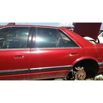 1996 Cadillac Seville Puerta Trasera Chofer Sólo Lamina