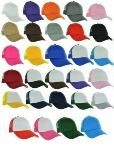 Paquete De 50 Gorras Malla Esponja 35 Colores + Envío Gratis ... cfd41524ac1