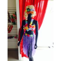 Disfraz Hawaiano