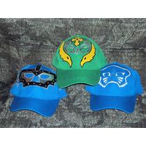 Gorras De Mascara De Luchador Rey Misterio Mr Niebla Wagner