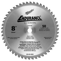 Cuchilla Sierra Circular Cortar Metales 48-40-4520 Milwaukee