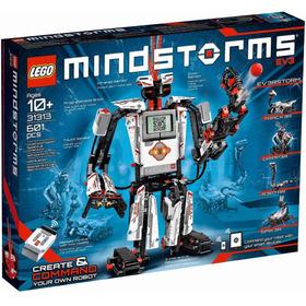 Lego 31313 Mindstorms Ev3, Robot Programable X Computadora