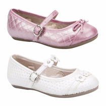 Kit 2 Pares De Zapato Para Niña Vivis Shoes Kids Ad5704