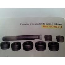 Extractor De Bujes Y Retenes Para Uso Universal