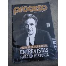 Proceso Edicion Especial La 49 Julio Sherer Entrevistas
