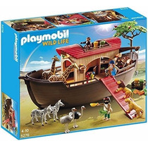 Playmobil 5276 Arca D Noe Animales Biblia Zoo Dios Retromex