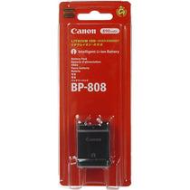 Bateria Litio Recargable Bp-808 Original Canon