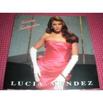 Lucia Mendez Señora Tentacion Cd Como Nuevo Ed. Vintage #