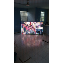 Pantalla Led Video P10 Exterior Gabinete Renta Aluminio