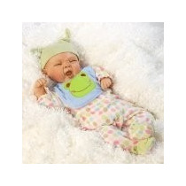 Bebes Reborn Silicone 400/45 Cm Sobrepedido Cambia Modelos