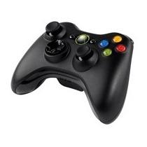 Control Wireless Microsoft Xbox 360 Negro