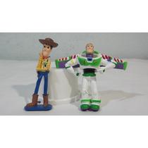 Figuras Accion Pvc Set 9 Pzs Toy Story Woody Jessie 5-12 Cm