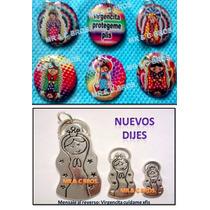Medallas Virgencita Recuerdos Varios Lotes Y Tamaños