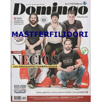 Panda Revista Domingo De Mayo 2015 Jose Madero Pxndx