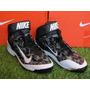 Spike Nike Air Huarache Camo Promid Metal Negro 7.5mx- 9.5us