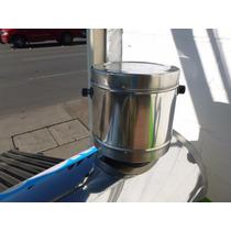 Tanque Eliminador De Presion / Despresurizador Para Boiler