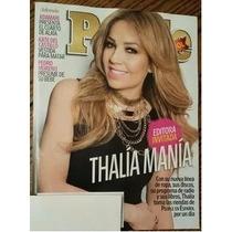Revista Thalia People En Español Edicion Suscriptores