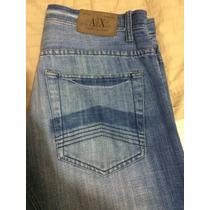 Pantalon De Mezclilla Armani Exchange Talla 31 X 30