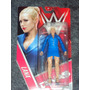 Figura Wwe Mattel Divas Lana Serie 58 Basica