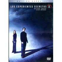 Dvd Los Expedientes Secretos X Quiero Creer ( The X Files I