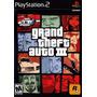 Grand Theft Auto 3 Ps2 Nuevo Sellado De Fabrica
