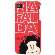 Iphone 5g Mafalda Caratula Carcasa Funda Protector Celular