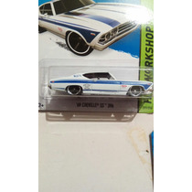 Hotweels Chevelle Ss 396 Del 69