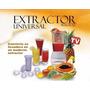 Filtro Extractor De Jugos Para Licuadora Recetario Gratis