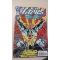 Comic En Ingles Dc The New Titans No.104