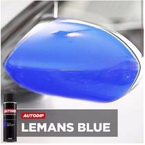Pintura En Spray Automotriz Autodip Azul Lemans Brillante