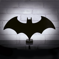 Lampara Batman De Pared O Escritorio Usb Dc Comics Dark