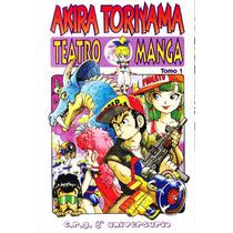 Teatro Manga (akira Toriyama) (digital En Español)