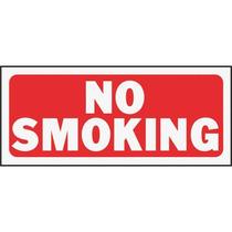 6x14 Muestra De No Fumadores 23003
