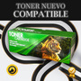 Toner Nuevo Compatible Con Brother Tn410/tn420/tn450