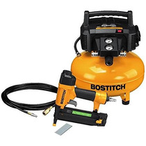Bostitch Btfp1kit 1-tool Kit Y Compresor Combo