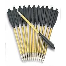 Paquete De 12 Flechas De Aluminio Para Ballesta 50-80lb Pro