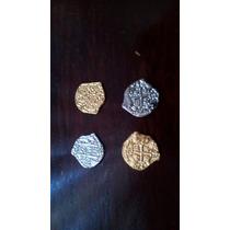 Monedas Antiguas Doblones Españoles Siglo Xv Oro Y Plata