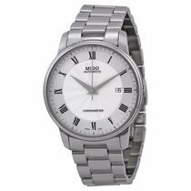 Reloj Mido Baroncelli Automático Acero Plata M0104081103300