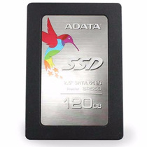Adata Unidad Estado Solido 120gb Disco Duro Sp550