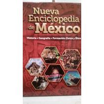 Nueva Enciclopedia De Mexico Historia Geografia Formacion Ci