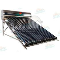 Calentador Solar 188 Litros. Acero Inoxidable