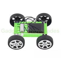 Kit De Robótica Infantil Mi Primer Carro Solar