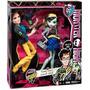Monster High Frankie Stein Y Jackson Jekyll Picnic Oferta